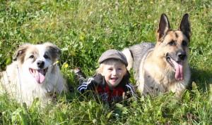 Kind_Hund2